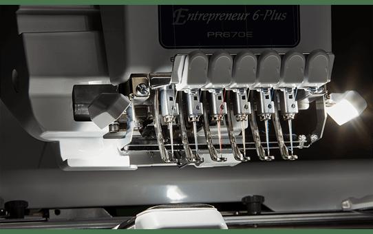 PR670E Stickmaschine 7