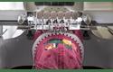 PR680W Machine à broder 6aiguilles 6