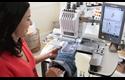 PR680W 6-Needle embroidery machine 9