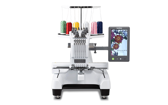 PR680W 6-Needle embroidery machine 2