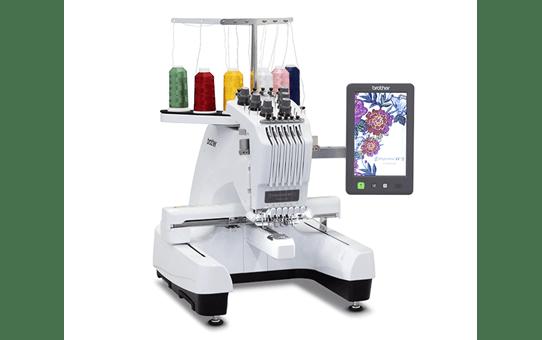 PR680W 6-Needle embroidery machine
