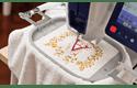 VR embroidery machine 8