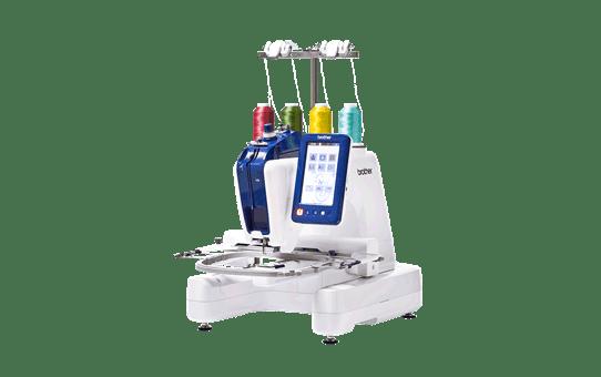 VR embroidery machine 2