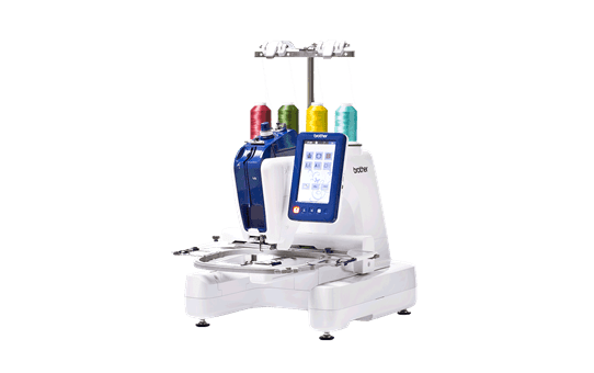 VR embroidery machine 2
