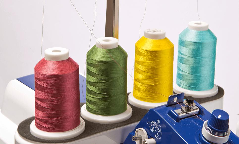 VR embroidery machine 7