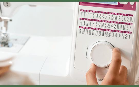 Innov-is A50 компьютеризованная швейная машина  8