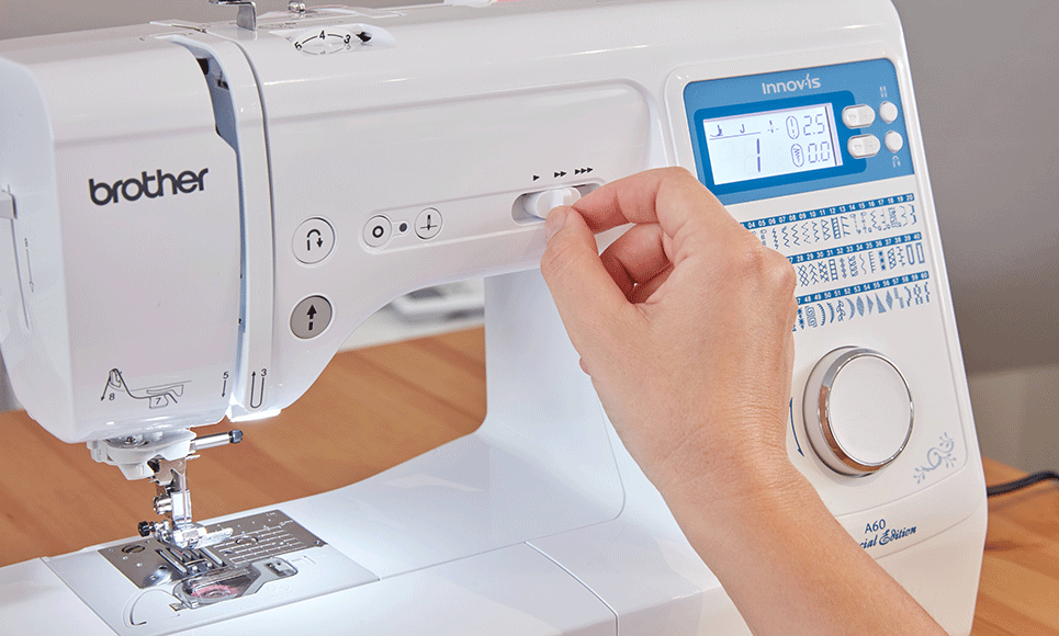 Innov-is A60SE sewing machine 4