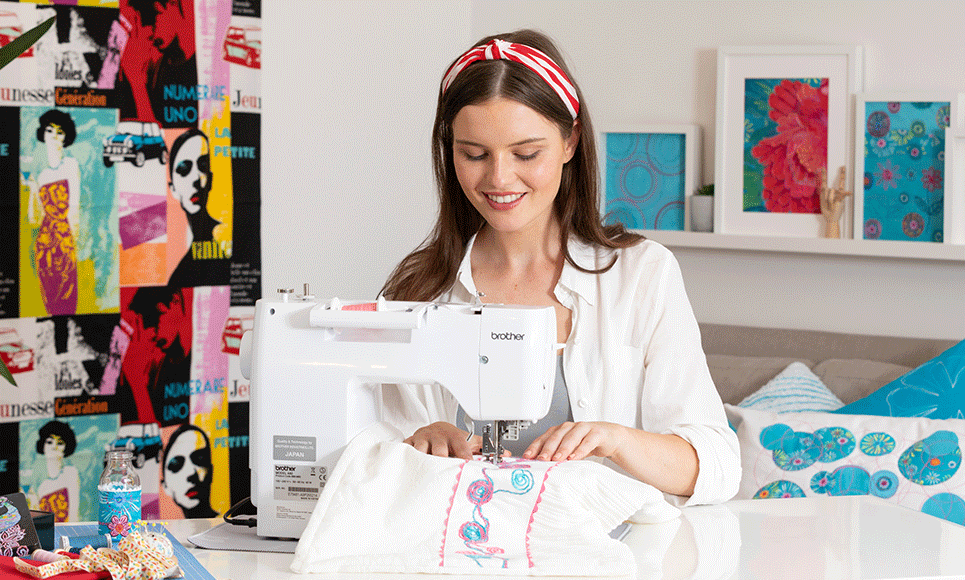 Innov-is A60SE sewing machine 6