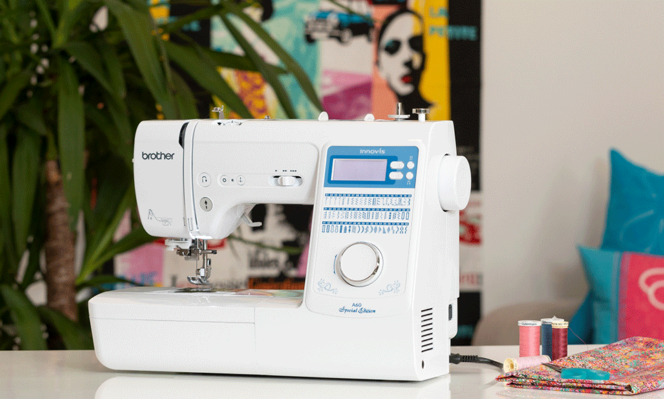 Innov-is A60SE sewing machine 11