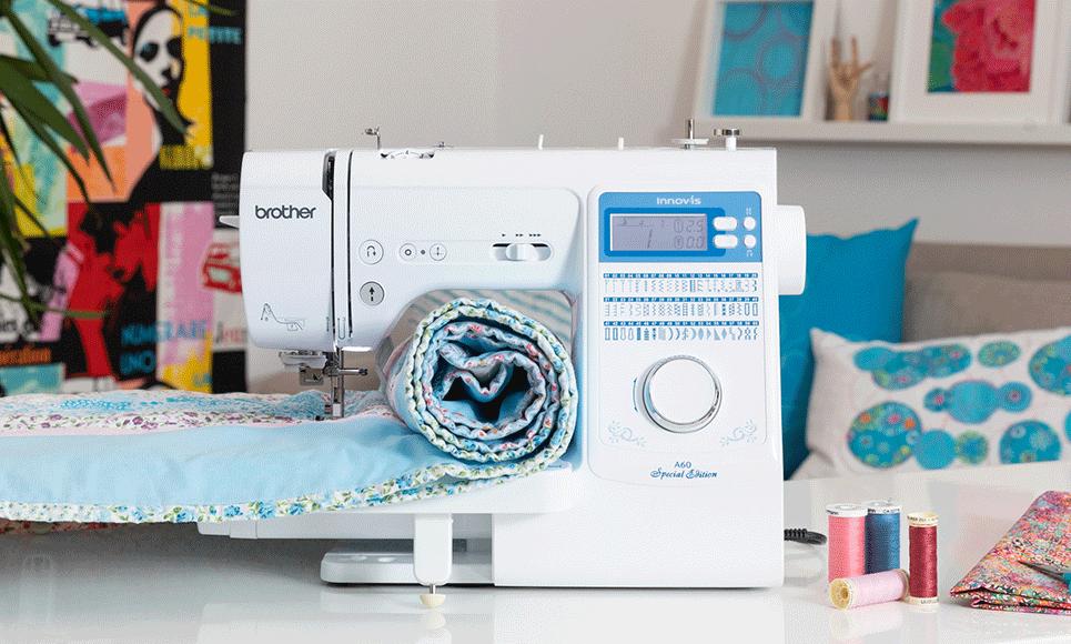 Innov-is A60SE Machine à coudre 12