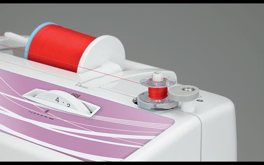 Classic 20 электромеханическая швейная машина  5