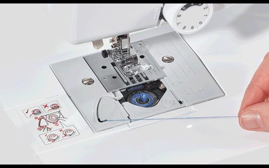 DS50 компьютеризованная швейная машина  9
