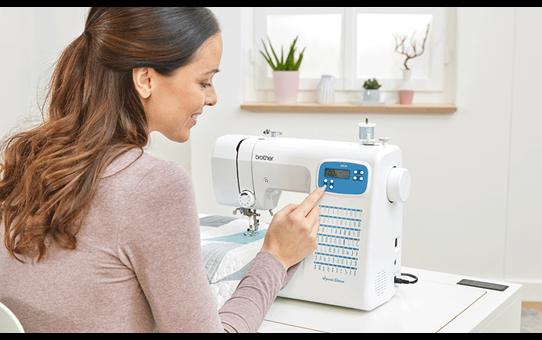 DX70SE Macchina per cucire computerizzata 5