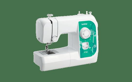 e20  электромеханическая швейная машина  5
