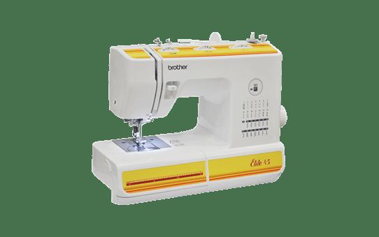 Elite 45 электромеханическая швейная машина  5