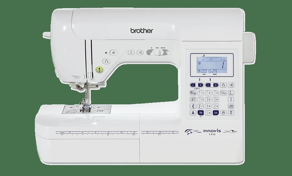 Innov-is F410 computergesteuerte Nähmaschine für Anfänger von vorn