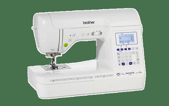 Innov-is F410 компьютеризованная швейная машина  2