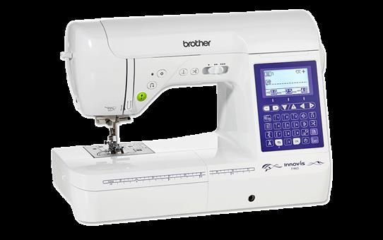 Innov-is F460 компьютеризованная швейная машина  2