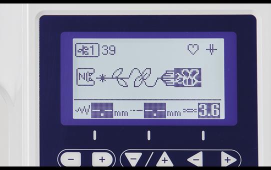 Innov-is F460 Nähmaschine 6