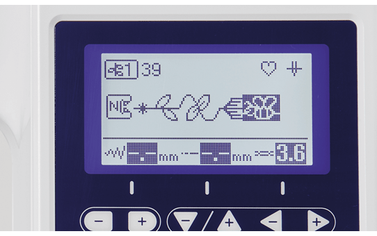 Innov-is F460 naaimachine 6