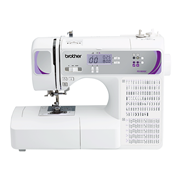 Brother FS180QC Sewing machine front shot on white background