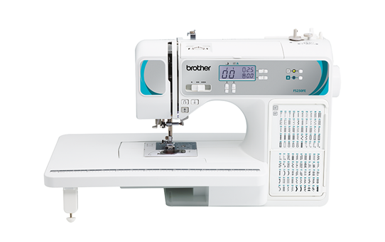 FS250FE sewing machine 4