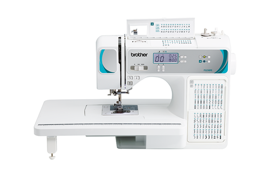 FS250FE sewing machine 5