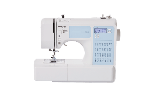FS-40 компьютеризованная швейная машина