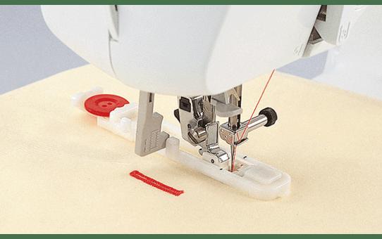 JS100 компьютеризованная швейная машина  7