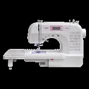 Компьютеризованная швейная машина JS100 вид спереди