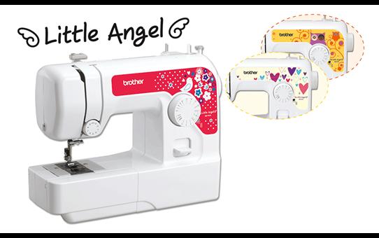 KD144S Little Angel Nähmaschine 6
