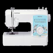 Электромеханическая швейная машина KYOTO вид спереди