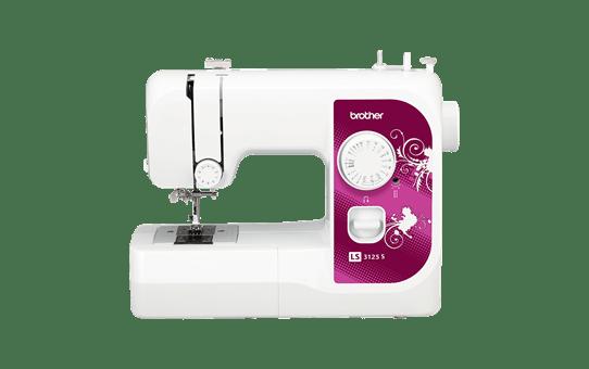 LS3125S электромеханическая швейная машина