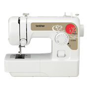 Электромеханическая швейная машина LS 5555 вид спереди
