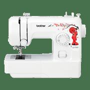 Электромеханическая швейная машина LS 7555 вид спереди