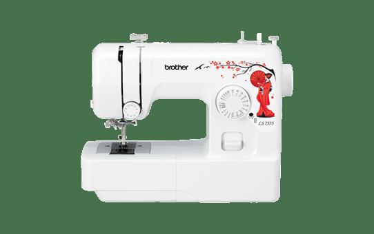 LS 7555 электромеханическая швейная машина