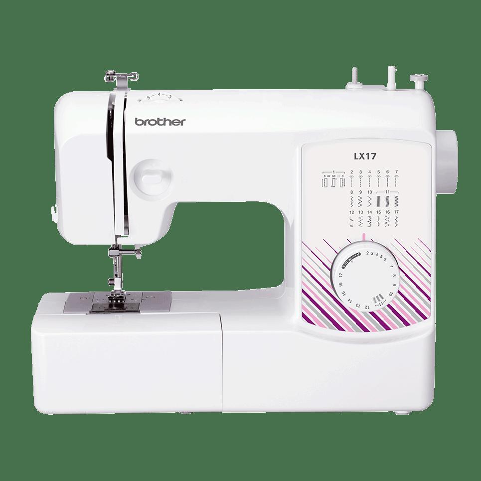 LX17 sewing machine 2