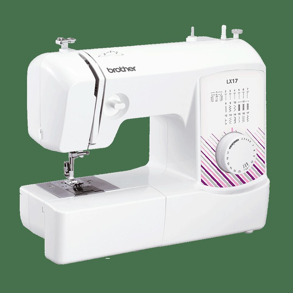 LX17 sewing machine