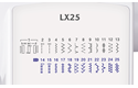 LX25 sewing machine 4