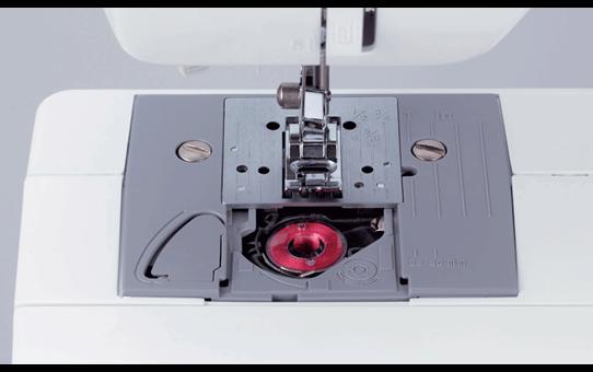 LX3500 электромеханическая швейная машина  3