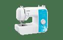 LX3500 электромеханическая швейная машина  5