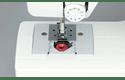 LX500 электромеханическая швейная машина  3