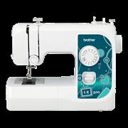 Электромеханическая швейная машина LX500 вид спереди