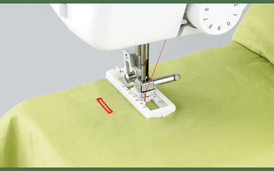 LX700 электромеханическая швейная машина  4