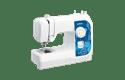 LX700 электромеханическая швейная машина  5