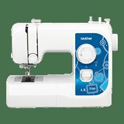 Электромеханическая швейная машина LX1700S вид спереди