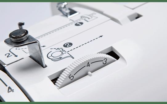 ML-600 компьютеризованная швейная машина  7
