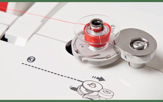 ML-900 компьютеризованная швейная машина  5