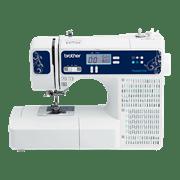 Компьютеризованная швейная машина ModerN 210e вид спереди