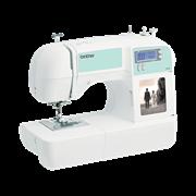 Компьютеризованная швейная машина MS40 вид спереди
